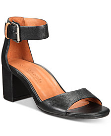 Gentle Souls by Kenneth Cole Women's Christa Dress Sandals