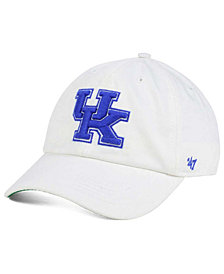 '47 Brand Kentucky Wildcats FRANCHISE Fitted Cap