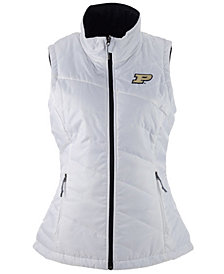 Columbia Women's Purdue Boilermakers Powder Puff Vest