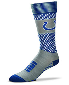 For Bare Feet Indianapolis Colts Mojo Socks