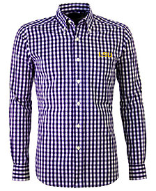 Antigua Men's LSU Tigers National Button Up