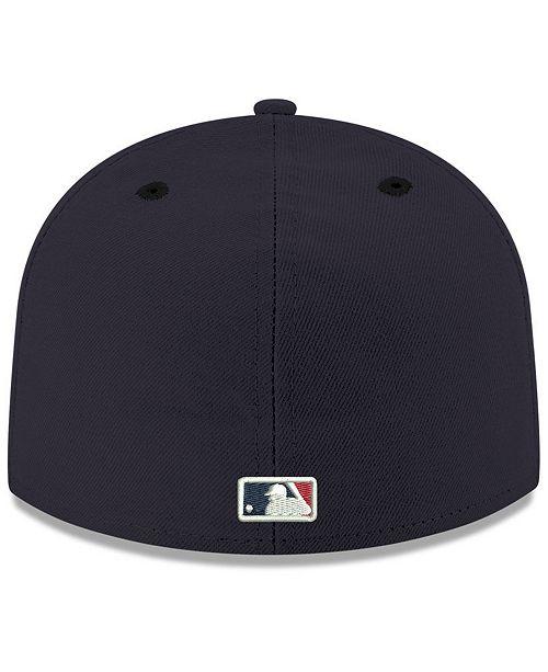 1c689c79098 New Era Boston Red Sox Retro Classic 59FIFTY FITTED Cap - Sports Fan ...