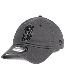 New Era Seattle Mariners Graphite 9TWENTY Cap