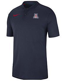 Nike Men's Arizona Wildcats Elite Coaches Polo 2018