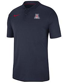 Nike Men's Arizona Wildcats Elite Coaches Polo 2018