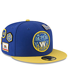 New Era Golden State Warriors City On-Court 59FIFTY FITTED Cap