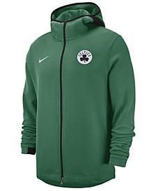 Men's Boston Celtics Dry Showtime Full-Zip Hoodie