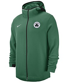 Nike Men's Boston Celtics Dry Showtime Full-Zip Hoodie