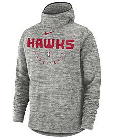 Nike Men's Atlanta Hawks Spotlight Pullover Hoodie