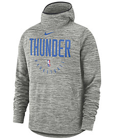 Nike Men's Oklahoma City Thunder Spotlight Pullover Hoodie