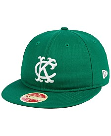 New Era Kansas City Athletics Heritage Retro Classic 59FIFTY FITTED Cap