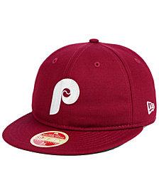 New Era Philadelphia Phillies Heritage Retro Classic 59FIFTY FITTED Cap