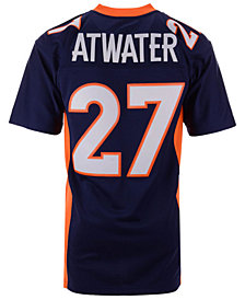 Mitchell & Ness Men's Steve Atwater Denver Broncos Replica Throwback Jersey