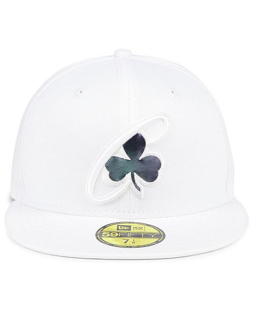 uk availability 8ceb9 f6018 ... sale new era boston celtics iridescent combo 59fifty fitted cap sports  fan shop by lids men