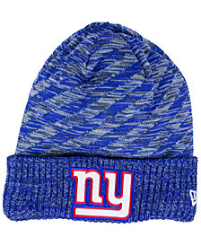 New Era Boys' New York Giants Touchdown Knit Hat