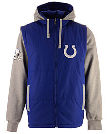 G-III Sports Men's Indianapolis Colts 8-in-1 Jacket