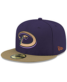 New Era Arizona Diamondbacks Retro Stock 59FIFTY FITTED Cap