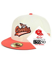 57486892703b6 New Era Baltimore Orioles Retro Stock 59FIFTY FITTED Cap