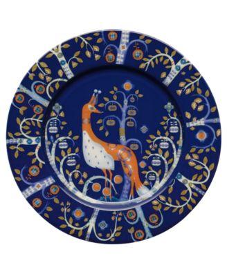 Dinnerware, Taika Blue Salad Plate