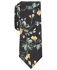 Penguin Men's Paolo Floral Skinny Tie