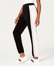 Juicy Couture Track Velour Sporty Heritage Pants