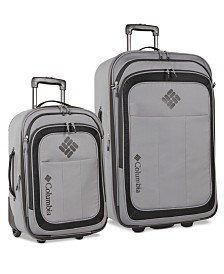 Columbia Summit Point Wheeled Luggage Collection