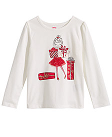 Epic Threads Toddler Girls Shirt, Created for Macy's