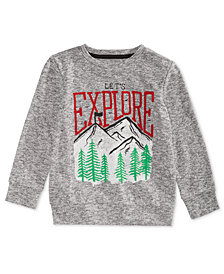 Epic Threads Toddler Boys Let's Explore Shirt, Created for Macy's