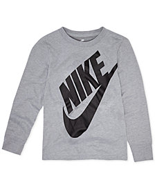 Nike Toddler Boys Futura Graphic Cotton T-Shirt
