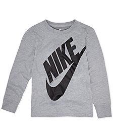 Nike Little Boys Futura Graphic Cotton T-Shirt