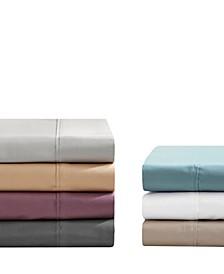 600 Thread Count 4-PC Pima Cotton Sheet Set