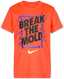 Nike Little Boys Dri-FIT Break the Mold Graphic T-Shirt