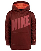 512d036e71da9b Nike Toddler Boys Therma-FIT Mesh Pullover Hoodie