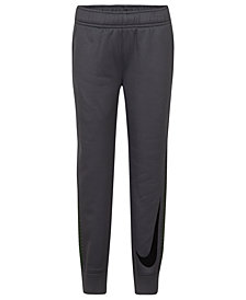 Nike Little Boys Therma-FIT Mesh Jogger Pants