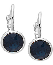 Nine West Crystal Drop Earrings