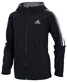 adidas Big Boys Wind Jacket