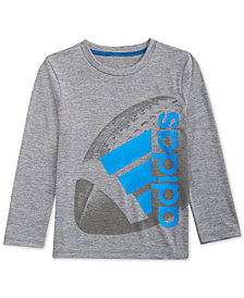 adidas Little Boys Climalite® Active Sport Graphic T-Shirt