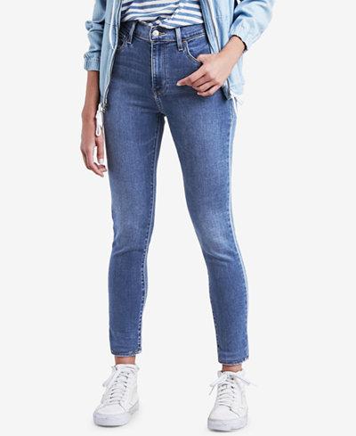 Levi's® 720 High-Rise Super-Skinny Jeans