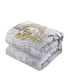 Urban Living Paris Bedding Set