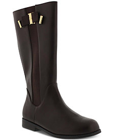 Michael Kors Big Girls Emma Valley Tall Boots
