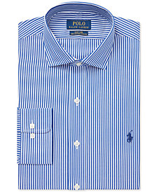 Ralph Lauren Men's Classic Fit Cotton Dress Shirt