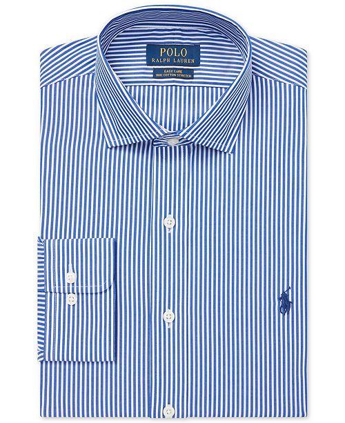 Polo Ralph Lauren Men's Classic Fit Cotton Dress Shirt
