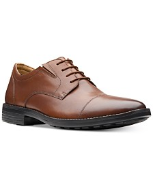 Bostonian Men's Birkett Cap-Toe Dress Oxfords