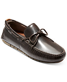 Cole Haan Men's Zerogrand Moc Leather Drivers