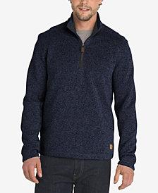 G.H. Bass & Co. Men's Madawaska 1/4-Zip Fleece Sweater
