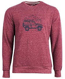 Men's Adventure Mobile Graphic-Print Pullover, from Eastern Mountain Sports