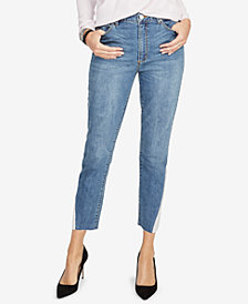 RACHEL Rachel Roy Embellished Ankle Jeans, Created for Macy's