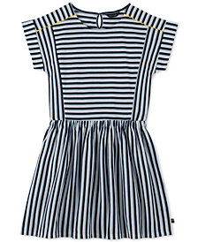 Tommy Hilfiger Big Girls Striped Dress