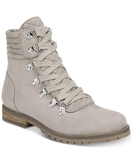 d81f2c58dd Carlos by Carlos Santana Donna Lace-Up Booties   Reviews - Boots ...