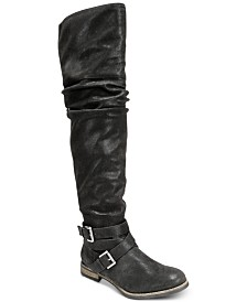 Carlos by Carlos Santana Nina Over-The-Knee Boots
